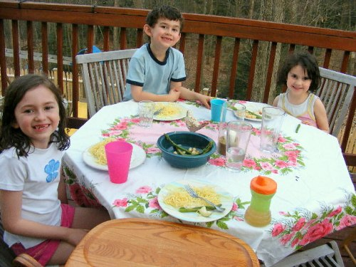 dinner-outside